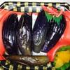 アグリプラザ藤岡 農産物直売所 - 料理写真:ナスのうまあじ丼454円