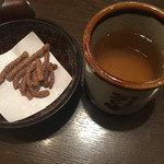 そじ坊 - 蕎麦かりんとう 蕎麦茶