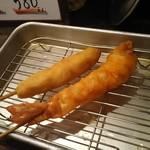 はなまる串カツ製作所 - 5本セット 鶏、エビ