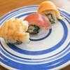 無添 くら寿司 - 料理写真:「ぷちずし」。今日のは美味しかったデス。