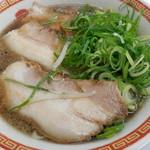 第一旭 - 料理写真:デラックス(醤油・バラ肉)