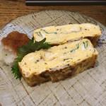 久昇 - 海の幸卵焼き