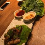 居酒屋 鴨と豚 とんぺら屋 - 国産ピリ辛味噌ホルモン
