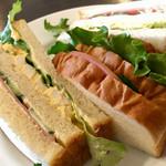 珈琲牧場 - 牧場牛乳食パン .。.:*☆