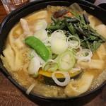 甲州ほうとう小作 - 料理写真: