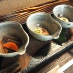 やまめ山荘 - 前菜