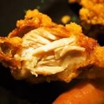 南海パーラー - 生ビールセットA(鶏の唐揚げ)