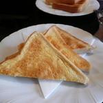 珈琲 時代屋 - モーニングのトースト
