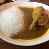 ムーナ - 料理写真:チキンカレー小750