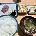 どんこ - 料理写真: