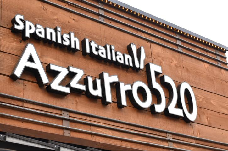 Azzurro520 代々木店