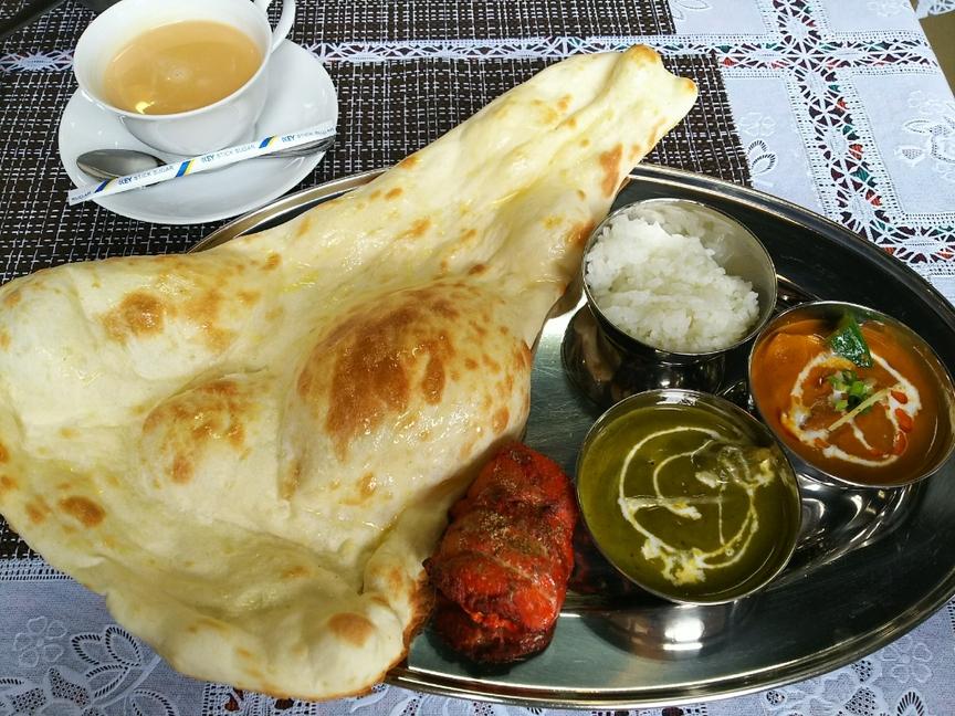 インド・ネパール料理 ラージャ