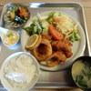 チムニー - 料理写真:唐揚定食900円
