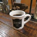 グランノットコーヒー - ハンドドリップコーヒー(ブラジル)1