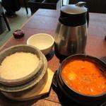 KollaBo - 純豆腐チゲ