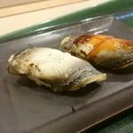 小かん鮨 - 料理写真:追加であなご