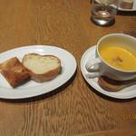 ザ プレイス コウベ - パン&スープ