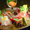 酒菜屋かんきち - 料理写真:造り5品盛り
