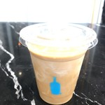 ブルーボトルコーヒー 清澄白河 ロースタリー&カフェ - カフェオレ