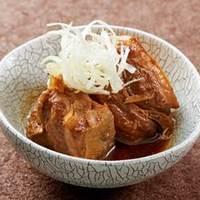 ◆自慢の一品 「鮪のかま煮」 280円