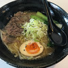 ラーメン KIWAMEN - 料理写真:牛骨醤油ラーメン   780円