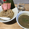 らーめん 改 - 料理写真:濃厚煮干つけ麺(800円)