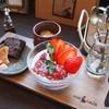 本と珈琲 うさカフェ - 料理写真: