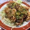 千成亭 - 料理写真:油淋鶏