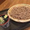 路麺えんそば - 料理写真:ざるそば  390円