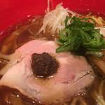 Japanese Soba Noodles 蔦 - トリュフオイルのペースト