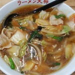 ラーメン大将 - 料理写真:広東麺 650円
