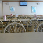 Restaurant Serambi - テーブル席