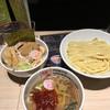 東京アンダーグラウンドラーメン 頑者 - 料理写真:麺量300gの辛つけめんとアンダーグラウン丼('17/03/23)