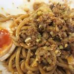 雲林坊 - 汁なしは太麺