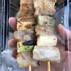 ハセガワストア - 料理写真:豚串塩