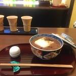 おづKyoto -maison du sake- - 八宝ぜんざい