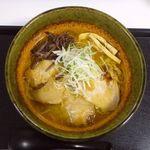 64356602 - トントロチャーシュー麺(味噌)