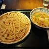 金豚雲 - 料理写真:肉汁うどん 中 750円