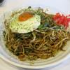 紀ノ川 - 料理写真:担々肉みそ焼きそば 1000円
