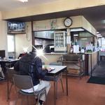 ひもの食堂 - お店の内観です