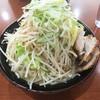 麺屋 達 - 料理写真:達二郎(麺中盛り)