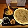 山王 ひらそば - 料理写真:ミニ天丼セット