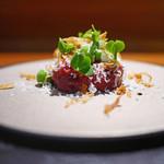 TACUBO - 櫻肉のタルタル