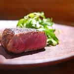 TACUBO - ジャージー牛サーロイン薪焼き
