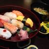 あんばい - 料理写真:雅寿司膳(1,058円)