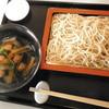 江戸蕎麦 一輪草 - 料理写真:鴨つくねせいろ
