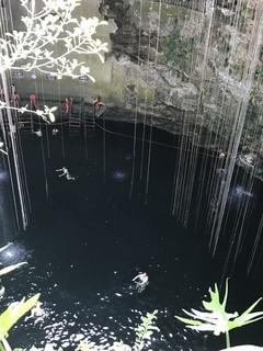 Cenote IK KIL -