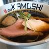 鶏 ソバ カモシ - 料理写真:鶏SOBA 醤