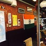 アヒリヤ - インドの国旗が象徴的!