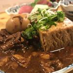 大衆酒場 BEETLE - 肉豆腐